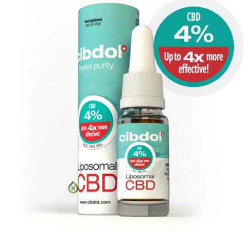 CBD olie Liposomale