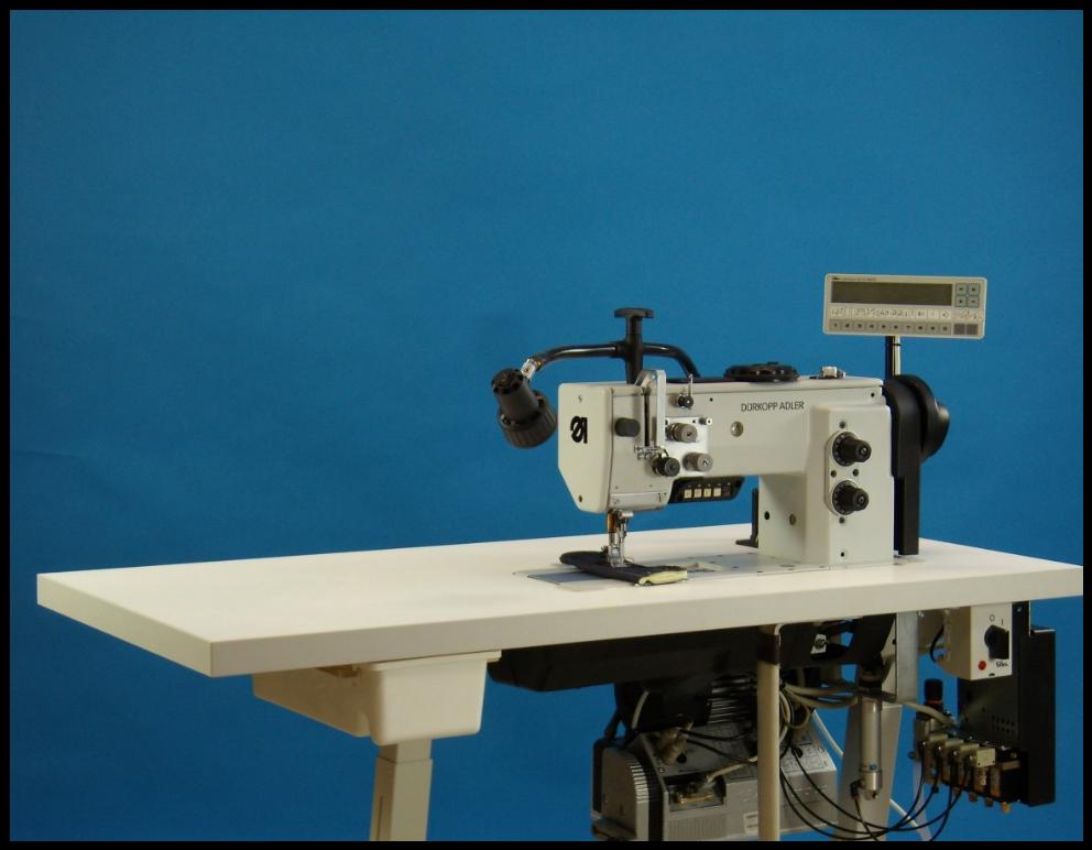 industrie naaimachine tweedehands